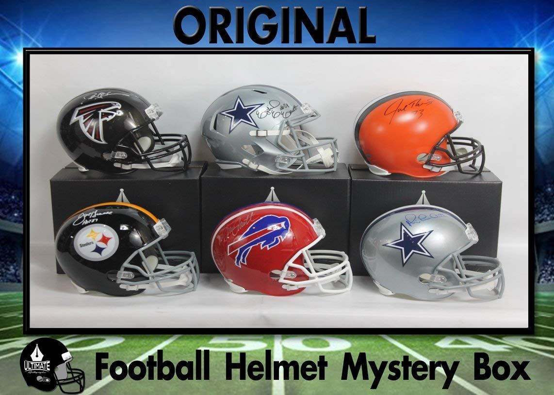 The Ultimate Mystery Box - Football Helmet Edition - Series 19