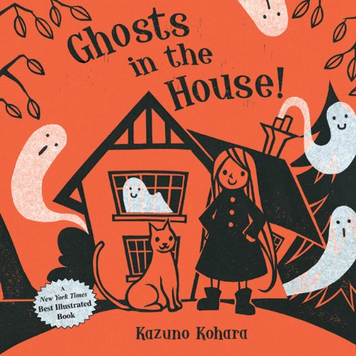 Ghosts in the House by Kazuno Kohara