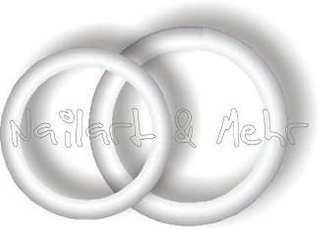 """1 arco nail-tatuajes de """"Anillos plata/anillos de boda/de"""