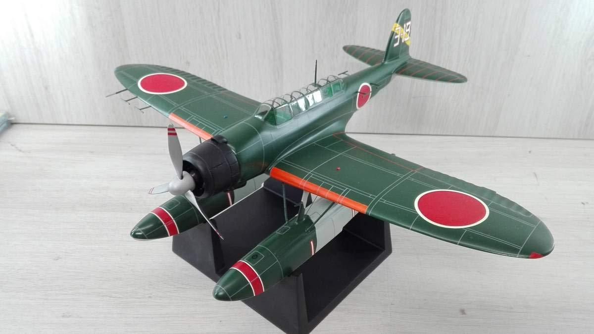 WING CLUB 零式水上偵察機 E13A1 愛知 横須賀航空隊 1/32 B07SPC3LD1