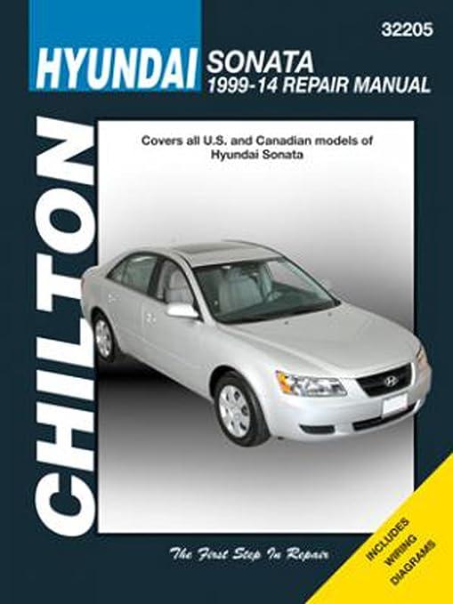 amazon com haynes repair manuals hyundai sonata 1999 14 automotive rh amazon com 2009 Hyundai Sonata 1997 Hyundai Sonata