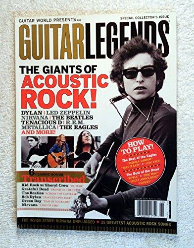 (Bob Dylan - The Giants of Acoustic Rock - Guitar World Magazine Presents: Guitar Legends - #68 - Spring 2004 )