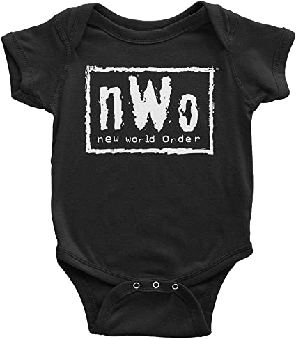 The Ultimate Warrior WWE Baby Creeper//Bodysuits