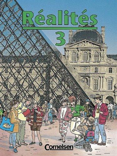 Réalités - Bisherige Ausgabe: Realites, Bd.3, Schülerbuch
