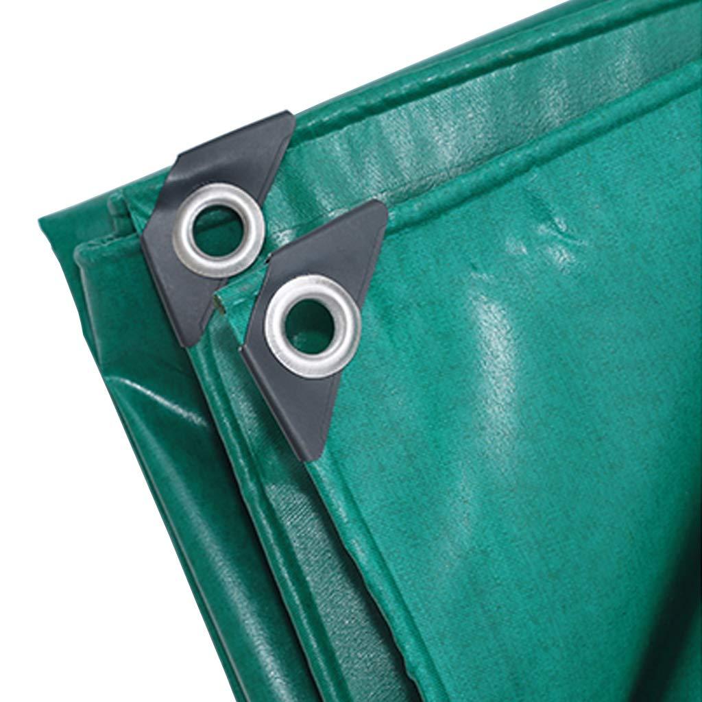 Grünes Polyethylen Polyethylen Polyethylen Plane Boden Blatt Abdeckungen Zelt Unterlage für Außenterrasse Campen und Wandern - 100% wasserdicht und UV-geschützt B07QD5DM95 Zeltplanen Jeder beschriebene Artikel ist verfügbar 32cd7a