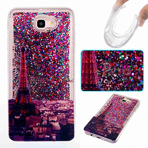 Senior TPU Jelly Case Cover For Samsung Galaxy J5 (Clear) - 1