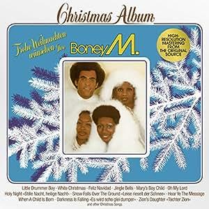 BONEY M - Christmas Album (1981) - Amazon.com Music
