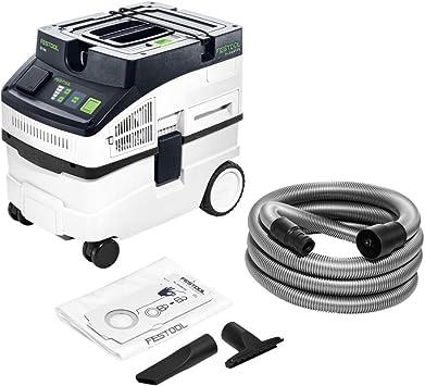 Festool Absauggerät Watt CT 15 E-Aspiradora (1200 W), Color ...