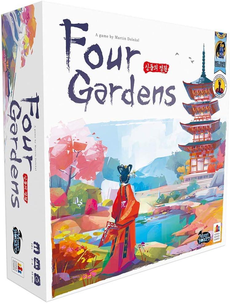 Arcane Wonders Four Gardens