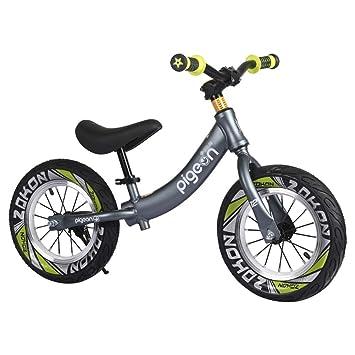 Equilibrio Bicicleta sin Pedales Bicicleta niños de 1, 2, 3 ...