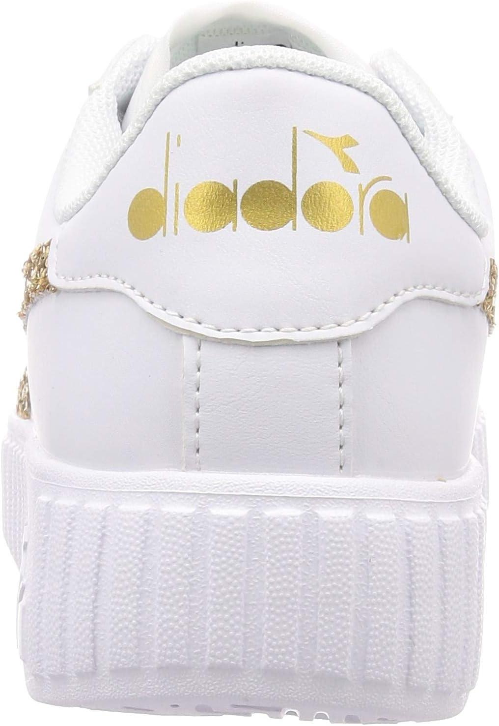 Diadora Game Step GS Donna 175083 Bianco Oro BIANCOORO 38.5