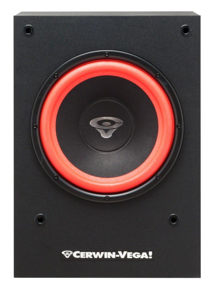 Amazon.com: Cerwin Vega SL10S Powered Subwoofer, Each: Home Audio & Theater