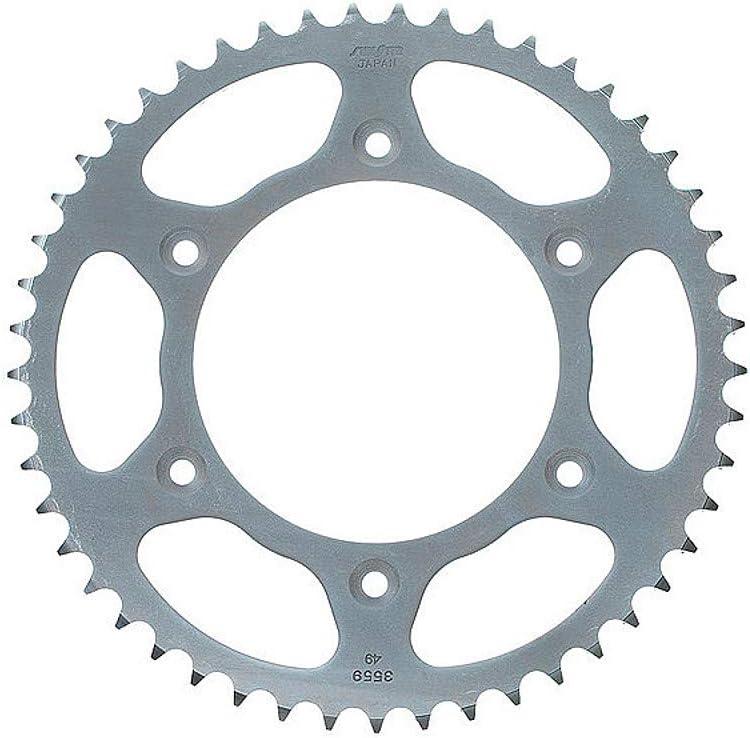Sunstar 2-354749 49-Teeth 520 Chain Size Rear Steel Sprocket