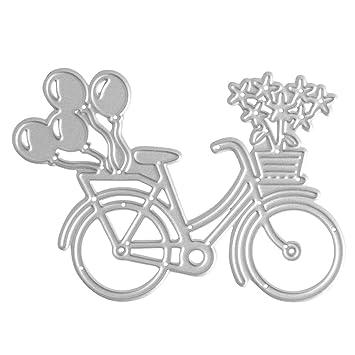 Bike Stencil 100