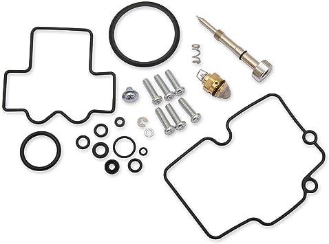 KTM Yamaha Keihin Maintenance All Balls Racing Mid Body Carburetor Gasket Kit