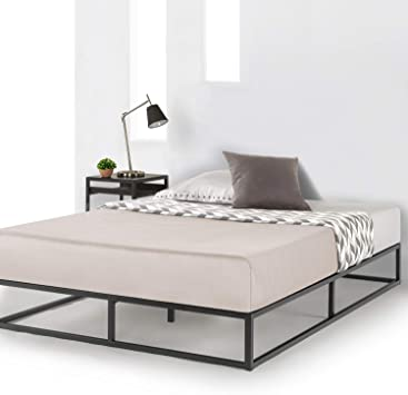 Amazon Com Best Price Mattress Full Bed Frame 10 Inch Metal