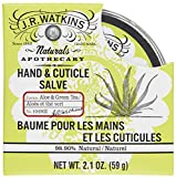 J. R. Watkins Hand & Cuticle Salve - Aloe & Green