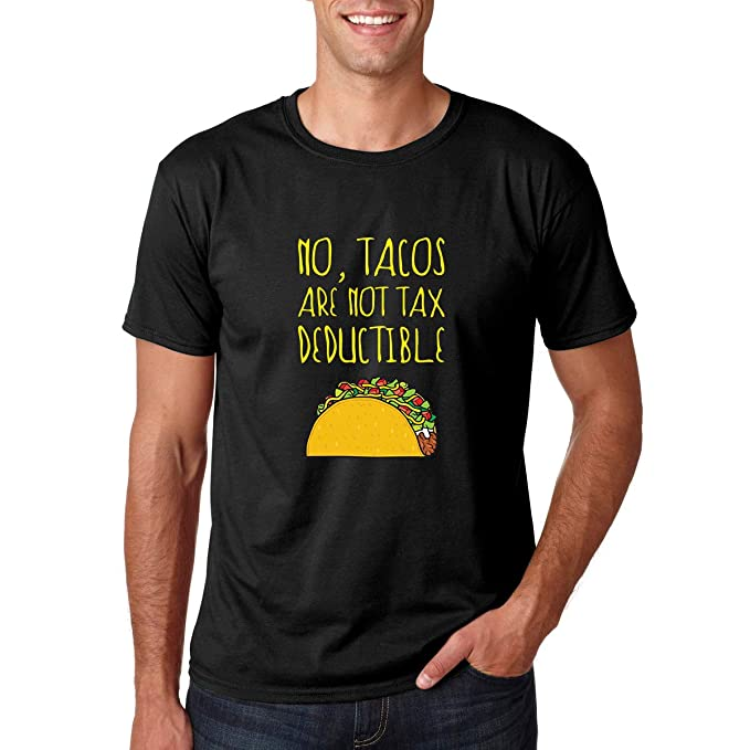 bdccf60c No, Tacos are Not Tax Deductible - Tax Season Joke, Funny CPA Accountant  Gift