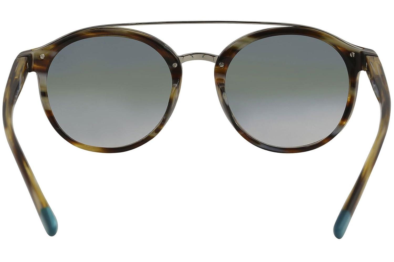 0a1eafd418 Amazon.com  Etnia Barcelona VERDI HVTQ (Mix Havana - Silver with Grey  Gradient lenses)  Clothing