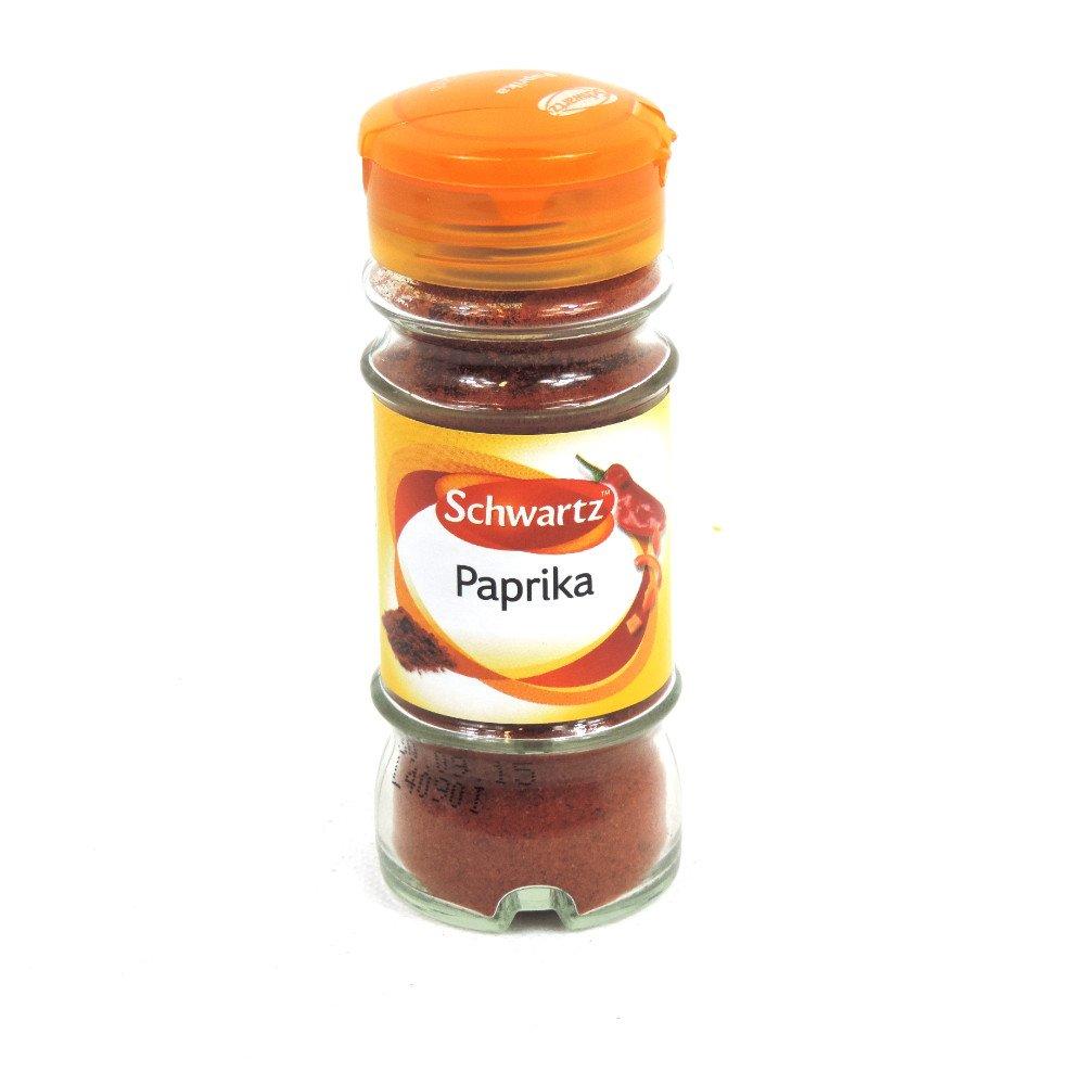 Schwartz - Spices - Paprika - 34g (Case of 6)