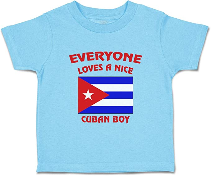 SpiritForged Apparel Vintage USA Light Blue 2T Patriotic America Toddler T-Shirt