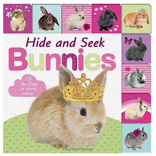 - Lift-the-Flap Tab: Hide and Seek Bunnies (Lift-the-Flap Tab Books)