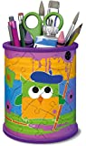Ravensburger My 3D Boutique - Funky Owls Pencil Holder, 54pc 3D Jigsaw Puzzle