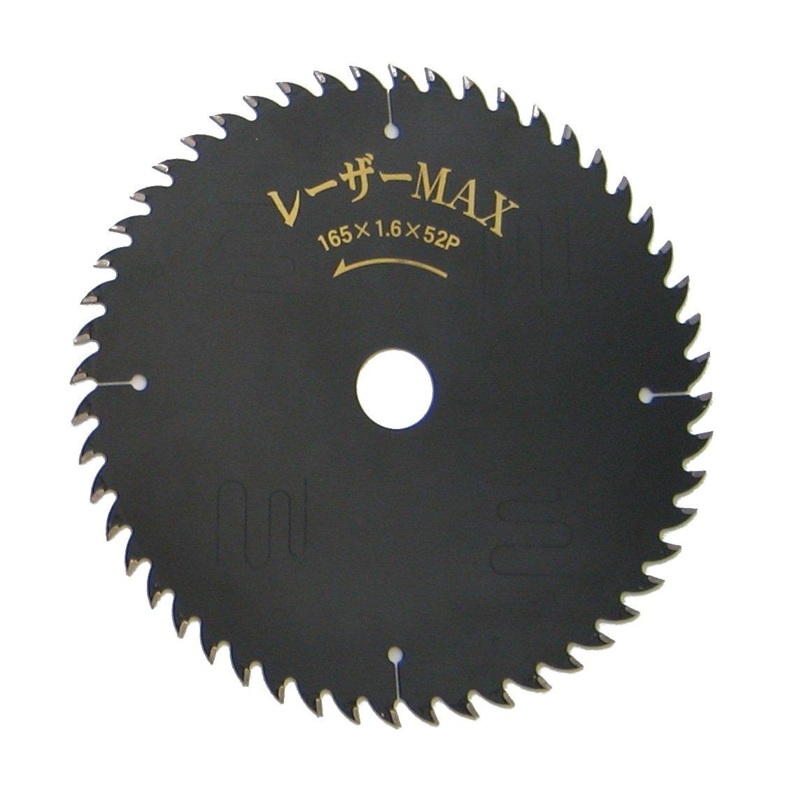 YSK工業 レーザーMAX 216×2.3×100p×25.4 木材集成材用チップソー MAX-216TS (スライドトメ切り用) 消音レーザー入り 表面フッ素加工 B00AH4R1C4 216X2.3X100PX25.4 216X2.3X100PX25.4
