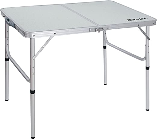 REDCAMP Aluminum Foldable Adjustable 35 4x23 6x15