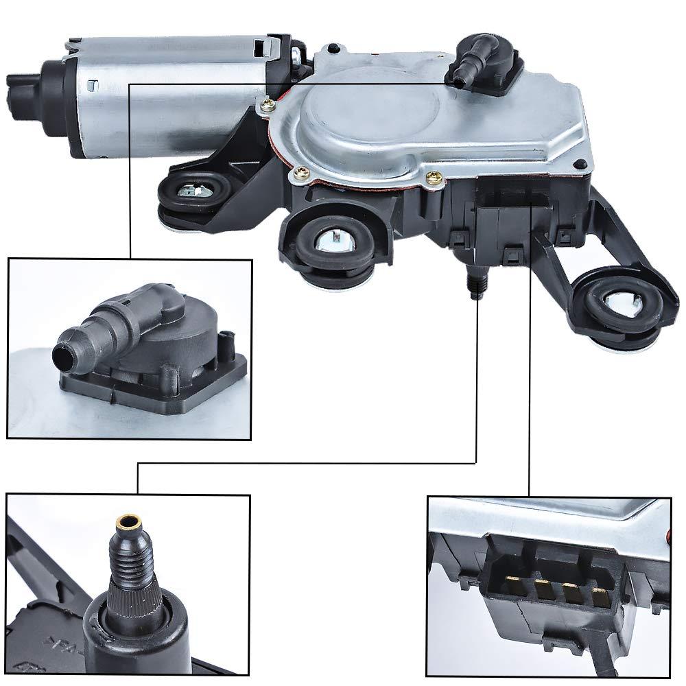 Wischermotor Heckwischermotor Hinten 4F9955711B W000003603R