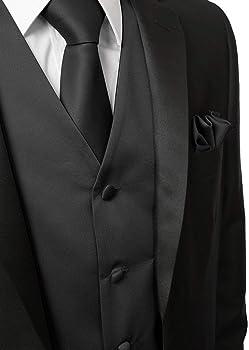Huixin Chaleco para Hombres Elegante 5 Chaleco De Anteojos para ...