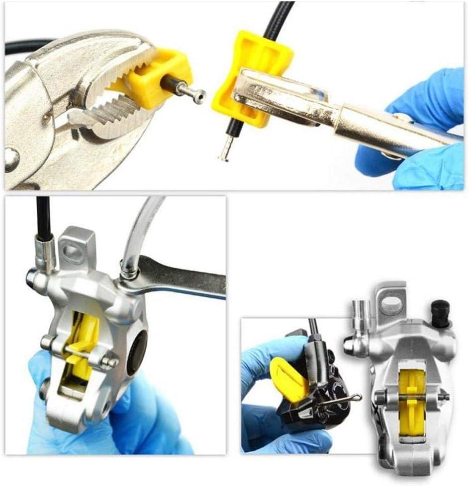 Durable Hydraulic Brake System Tool Brake Bleed Kit for Mountain Bikes Road Bicycles Brake Bleed Tools