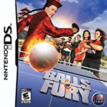 Balls of Fury - Nintendo DS by Zoo Games