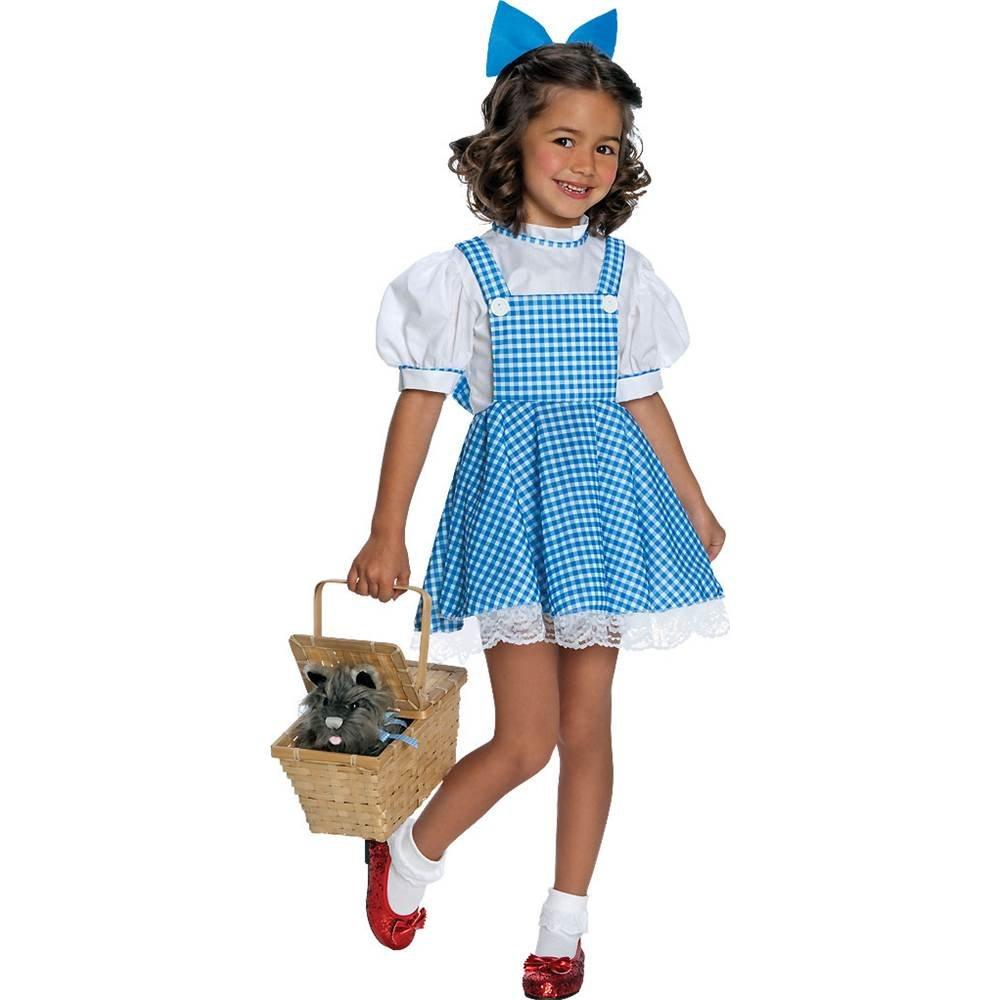 sc 1 st  Amazon.com & Amazon.com: Deluxe Dorothy Costume - Large: Toys u0026 Games