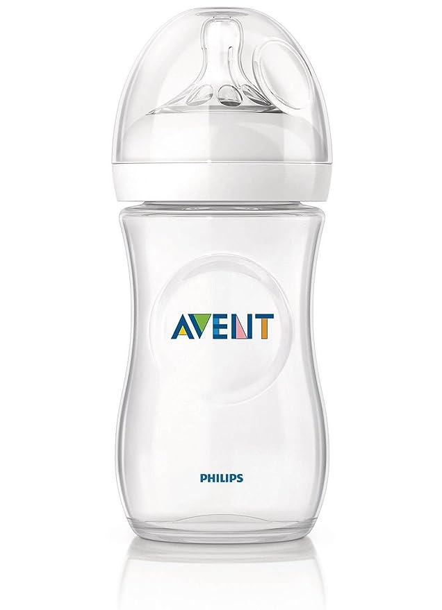 Philips-Avent Lot de 3 Biberons 330 ml Classic Transparent