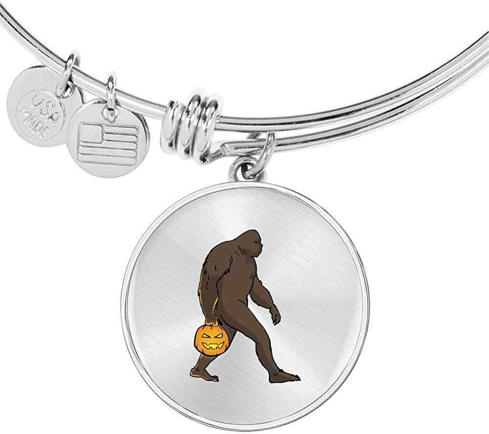 FEELMEM Bigfoot Keychain Bigfoot Inspired Gift Bigfoot Doesnt Believe in You Either Keychain Sasquatch Hunters Lover Gift for Camper Camping Enthusiast