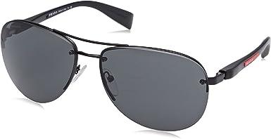 TALLA 62. Prada Gafas de sol para Hombre