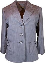 cfaf269dd22 Alex Marie 3 4 Sleeve Teak Jacket