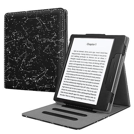 Amazon.com: Fintie Funda con tapa para el nuevo Kindle Oasis ...