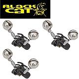 Black Cat Hells Bells - 3 pcs