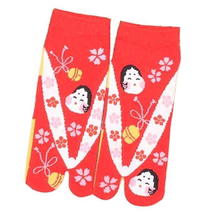 Fancy Pumpkin Calcetines de estilo japonés con sandalias con ...