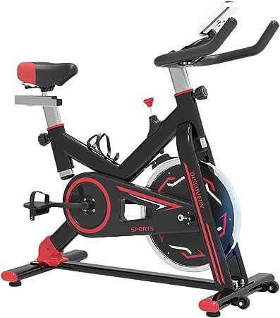 Gomfe Bicicleta de Ejercicios para Ciclismo Indoor Bicicleta ...