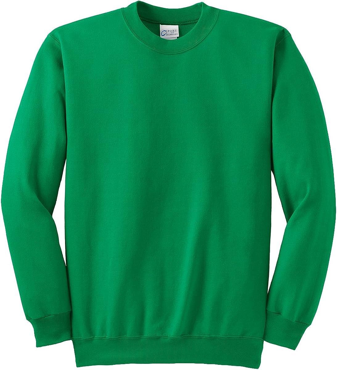 Port /& Company Mens Tall Ultimate Crewneck Sweatshirt