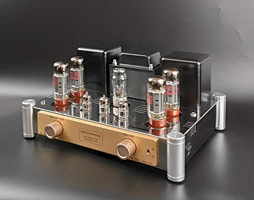 BoyuuRange MT-34 MKII EL34 Tube Hi-Fi Intergrated Amplifier Push-pull