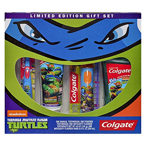 Colgate Kids Toothbrush Toothpaste Mouthwash product image