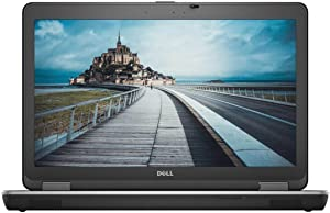 "2017 Dell Latitude E7240 12.5"" Flagship Business Laptop, Intel Core i7-4600U, 8GB DDR3L RAM, 256GB SSD, Windows 10 Professional (Renewed)"