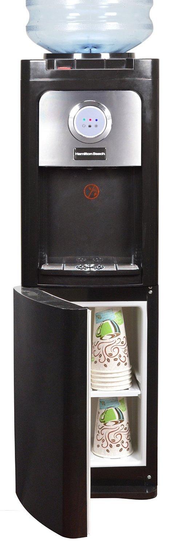 Hamilton Beach dispensador de agua de carga superior, negro: Amazon.es: Amazon.es