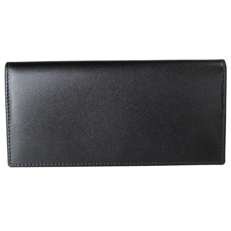 エッティンガー ETTINGER 財布 薄型 メンズ ロイヤルコレクション バイカラー ST 953AEJR ブラック×パープル [並行輸入品] B074MXYBW8