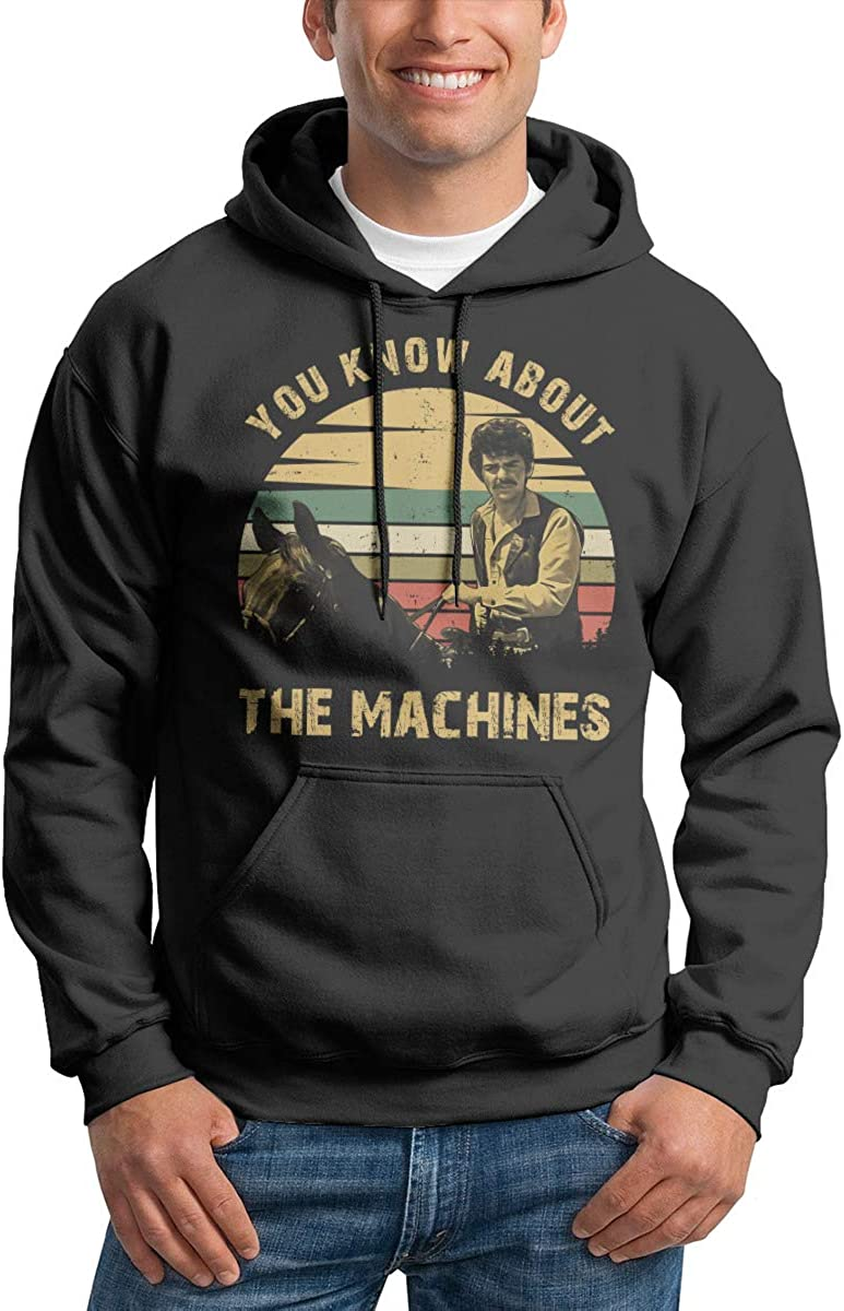 You Know About The Machines Vintage T-Shirt