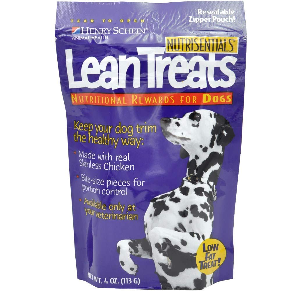 Lean Treat - Nutritional Rewards for DOGS (4 OZ) 20 Pack by Butler